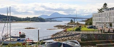 Skye Bridge photo